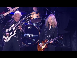 Styx & Don Felder - Hotel California (Live 2015)