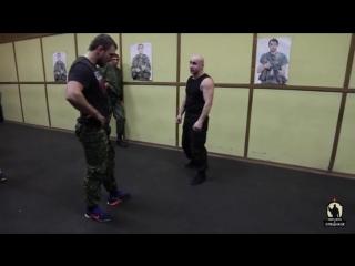 Один день в спецназе. Выпуск №10. Инструктор спецназа Максим Рамазанов.