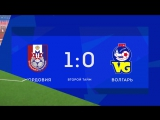 Мордовия - Волгарь (3-0) Краткий обзор матча