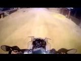 Один день из жизни южноафриканского полицейского на мотоцикле