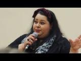 Мариам Мерабова - мастер-класс по вокалу
