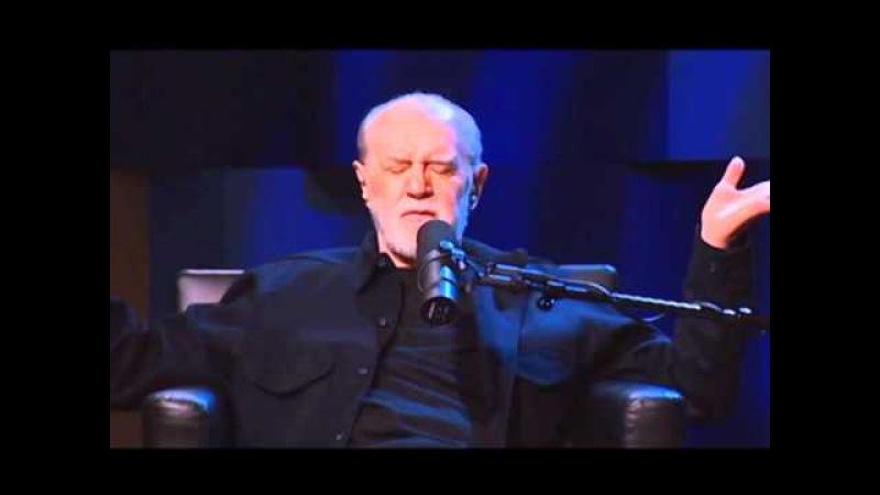 George Carlin on Human Species