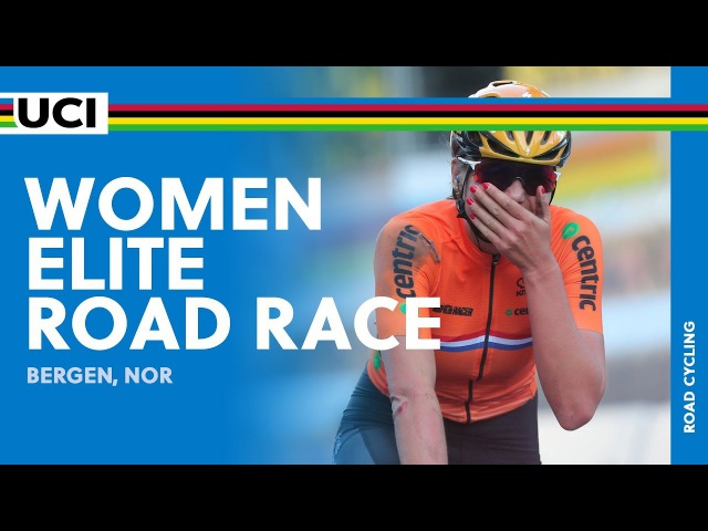 2017 UCI Road World Championships - Bergen (NOR) / Women's Elite Road Race