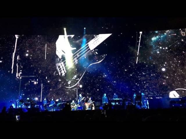 Roger Waters - Shine On You Crazy Diamond (Live in Mexico City, 28.09.2016)