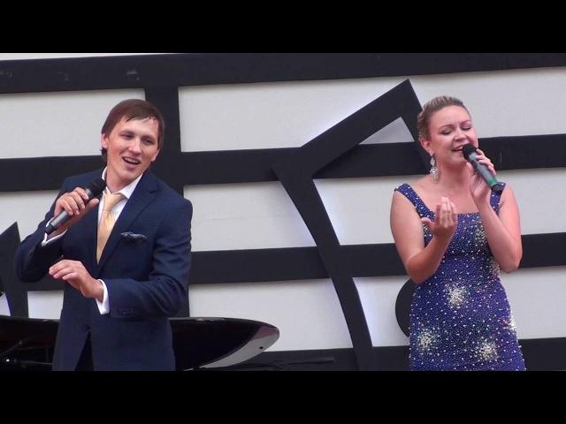 А. Бабаджанян - Золотое танго - Наталья Кириллова, Сергей Петрищев