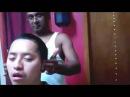 Китайский массаж головы при головной боли, мигрени