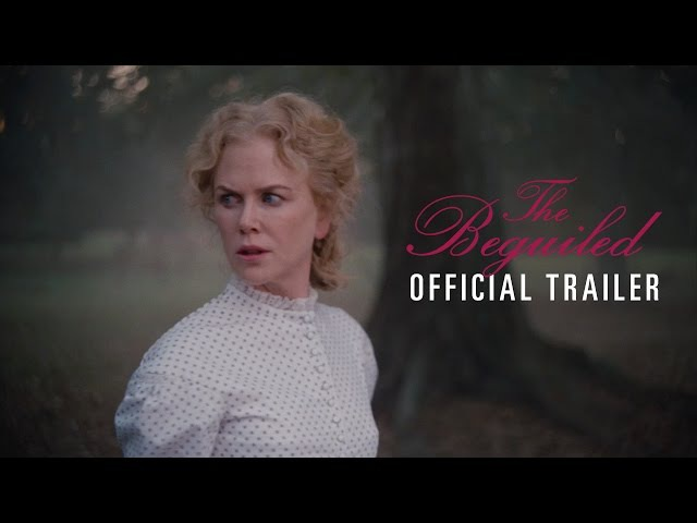 THE BEGUILED - Official Trailer [HD] - In Theaters June 23