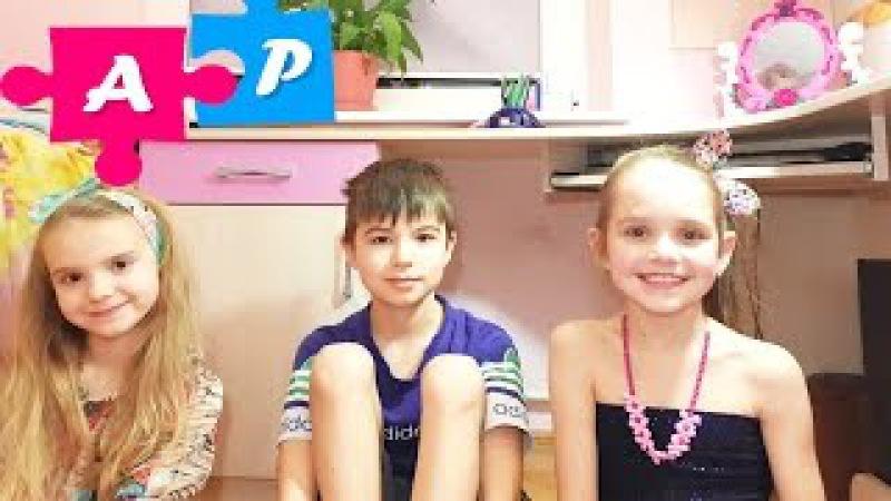 Барбі, три богатирі кіндер. Поїдання солодощів на дитячому каналі, українською ...