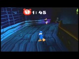 [PSX] Donald Duck Goin Quackers: Time Trial - Haunted Levels