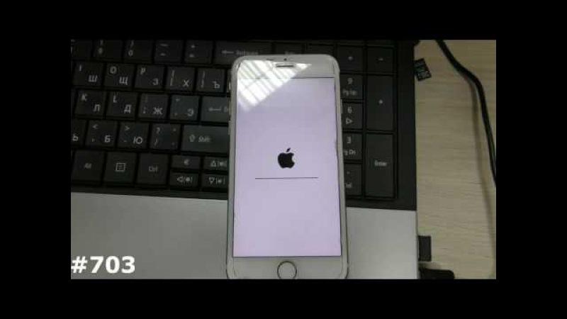 Самостоятельное восстановление, обновление , разблокировка и прошивка Iphone 6 » Freewka.com - Смотреть онлайн в хорощем качестве