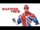 Marvel Legends Captain Britain 2016 Abomination BAF Toy Action Figure Review