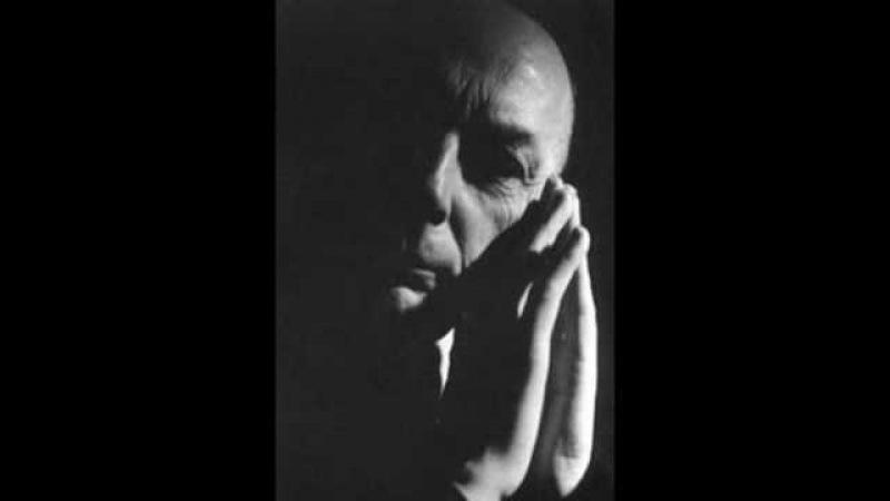 Witold Lutosławski - Trois poèmes d'Henri Michaux (III. Repos dans le Malheur)