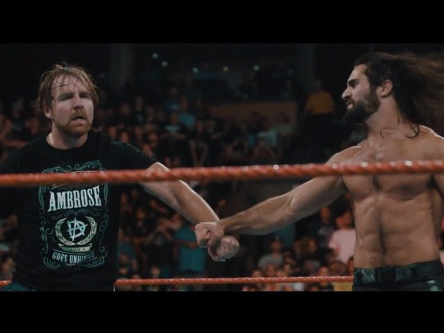Unseen footage from Seth Rollins and Dean Ambrose's Raw reunion: Exclusive, Aug. 16, 2017