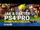 Jak &amp Daxter The Precursor Legacy PS4 Pro Gameplay Footage  PlayStation 4  PS2 Classic