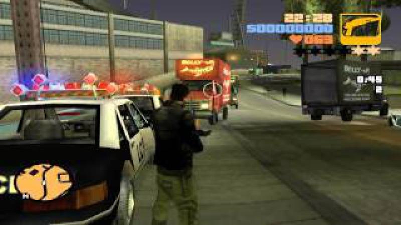 GTA SA: Liberty City Beta 7 - GTA SA MOD GAMEPLAY