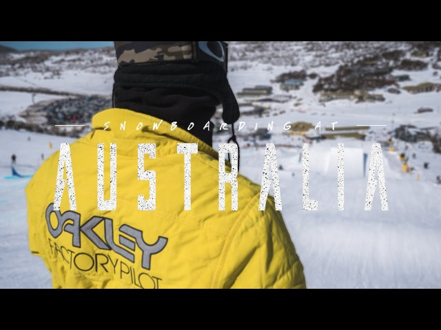 SNOWBOARDING AT AUSTRALIA   Stale, Torgeir, Marcus, Sebbe, Ulrik and Andy