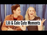 Lili Reinhart &amp Cole Sprouse Cute Moments (Part 1)