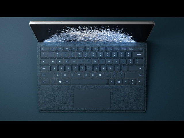 Introducing the new Surface Pro
