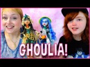 Monster High Cleo DeNile and Ghoulia Yelps Exclusive 2 Pk Doll Review