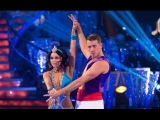 Ashley Taylor Dawson &amp Ola dance the Rumba to 'A Whole New World' - Strictly Come Dancing - BBC One