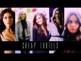 The Vampire Diaries Girls Cheap Thrills
