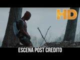 LOGAN (2017) - Escena Post-Credito  Deadpool Visita Wolverine - DEADPOOL 2 TEASER Fan-Made