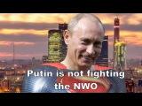 Super Puppet Putin (Zionist Jesuit Freemason)