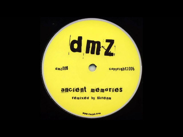 Digital Mystikz Ancient Memories Skream Remix