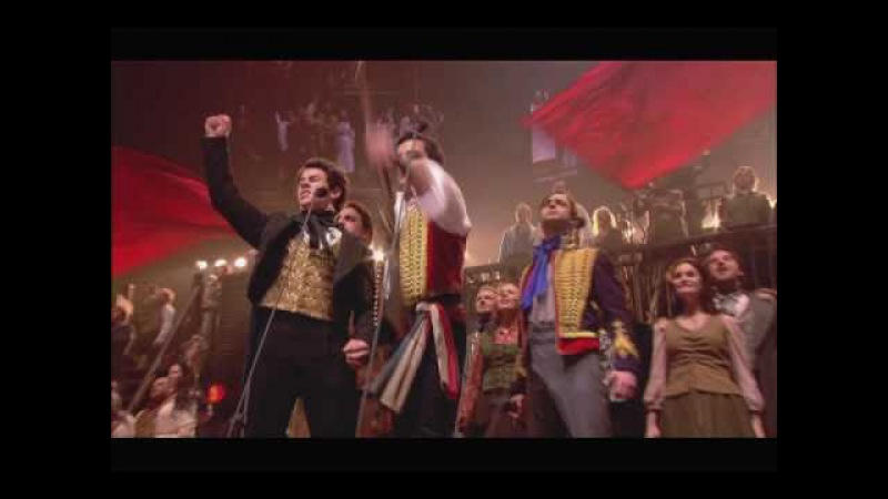 Les Miserables - One Day More - Own it on Blu-ray DVD