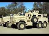Бронеавтомобиль Кугуар MRAP Cougar и боевой модуль Crows Оружие будущего