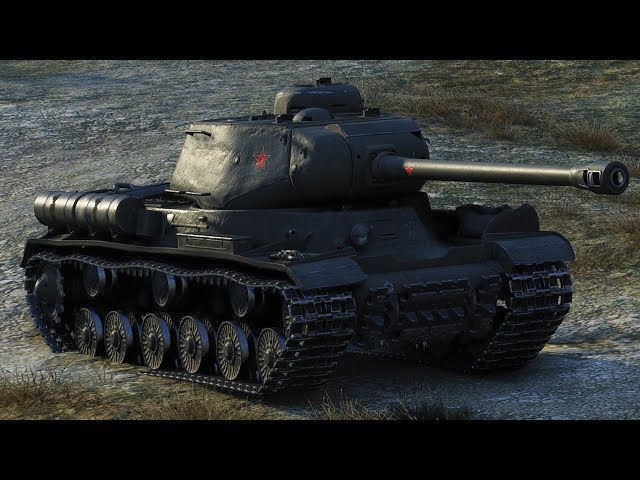 World of Tanks IS - 13 Kills 5,6K Damage (1 VS 9)