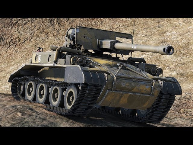 World of Tanks M56 Scorpion - 8 Kills 5,7K Damage