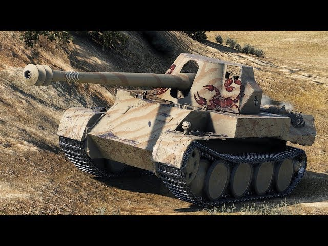 World of Tanks Rheinmetall Skorpion G - 8 Kills 7,9K Damage