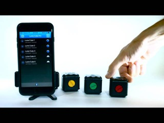 Разноцветные крышки Lume Cube - как настроить приложение