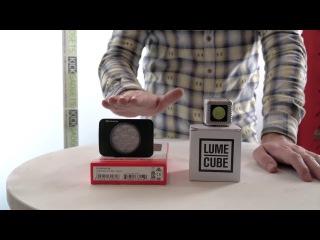 А давайте-ка сравним? - Manfrotto Lumimuse 8 VS Lume Cube
