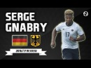 SERGE GNABRY - Welcome to Bayern - Deadly Skills, Runs Goals - 2017 (HD)