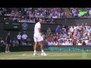 Rafa Nadal vs Nick Kyrgios wimbledon1 set ( fool math) part 1 - 2014