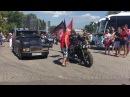 «Ночные волки» Байк Шоу 2017 Нахимова
