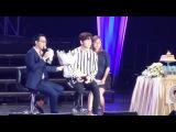 170121 Jichangwook 1st fanmeeting in BKK - TALK END