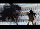Natsu Gajeel VS Sting Rogue (Нацу и Гажил vs Стинг и Роуг)