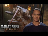 Viking Dane Axe - For Honor - Man At Arms Reforged (feat. Mark Dacascos)