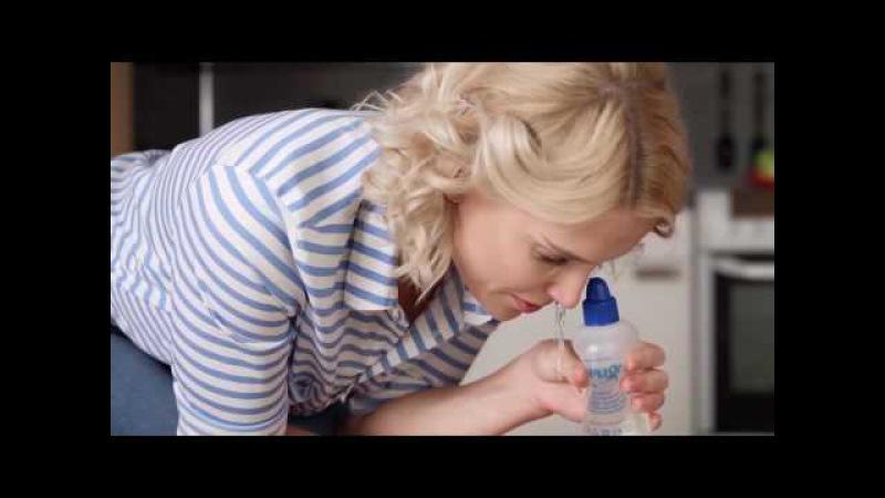 Инструкция по промыванию носа для взрослых от «Долфин».
