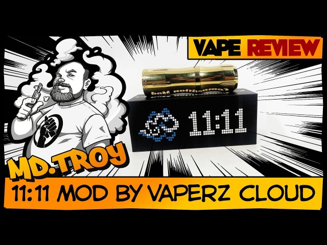 1111 Mod by Vaperz Cloud (from REDVAPE.RU) | брат бейна