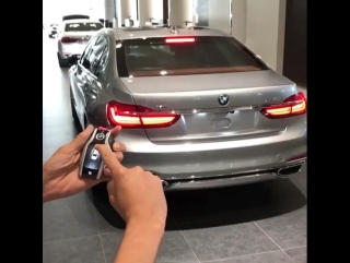 BMW 750 😍