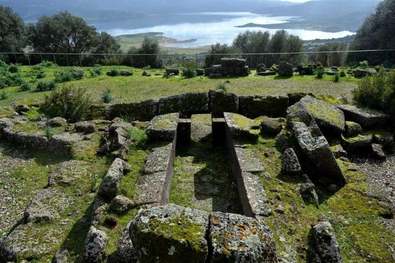 гробница гигантов сардиния