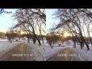 Сравнение экшн-камер Xiaomi Yi2 4K и GoPro 5 . Качество съемки и стабилизации