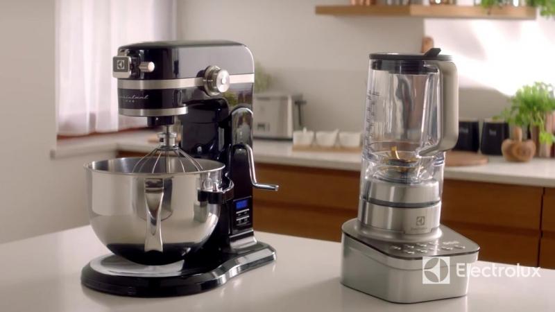 Кухонная машина и блендер Electrolux – Наполните жизнь вкусом!