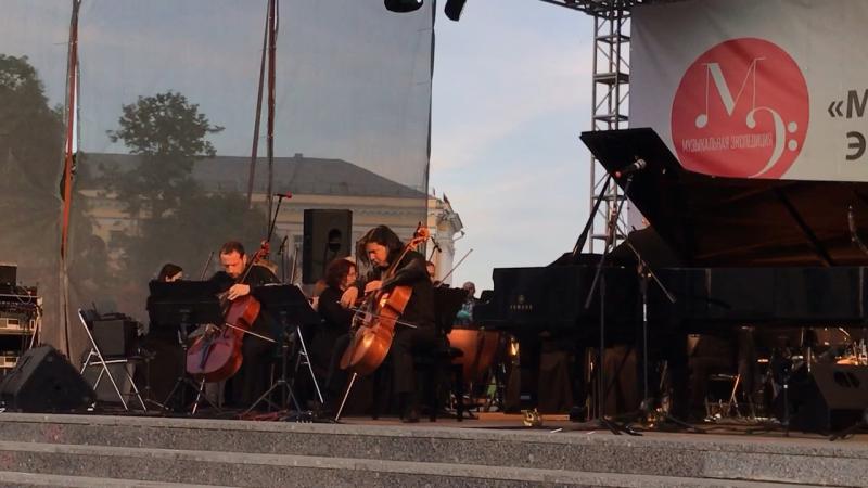 Violoncelles, vibrez! Boris Andrianov and Claudio Bohorquez
