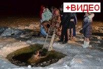 19 января 2012 - Купание в проруби на Крещение 2012 в Тольятти