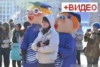 25  января  2012 - Тольятти: День студента в ТГУ 2012